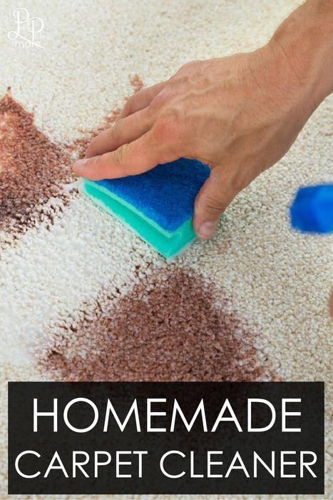Homemade carpet cleaner carpet cleaners homemade and household diy carpet solutioingenieria Choice Image