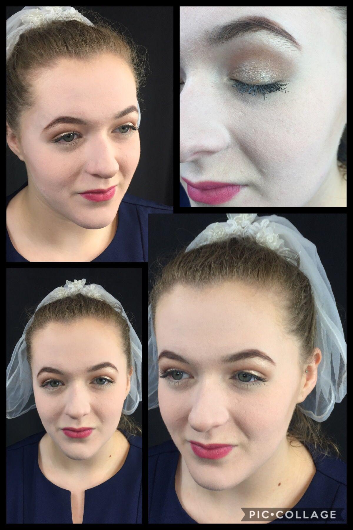 Bridal airbrush Makeup, Airbrush