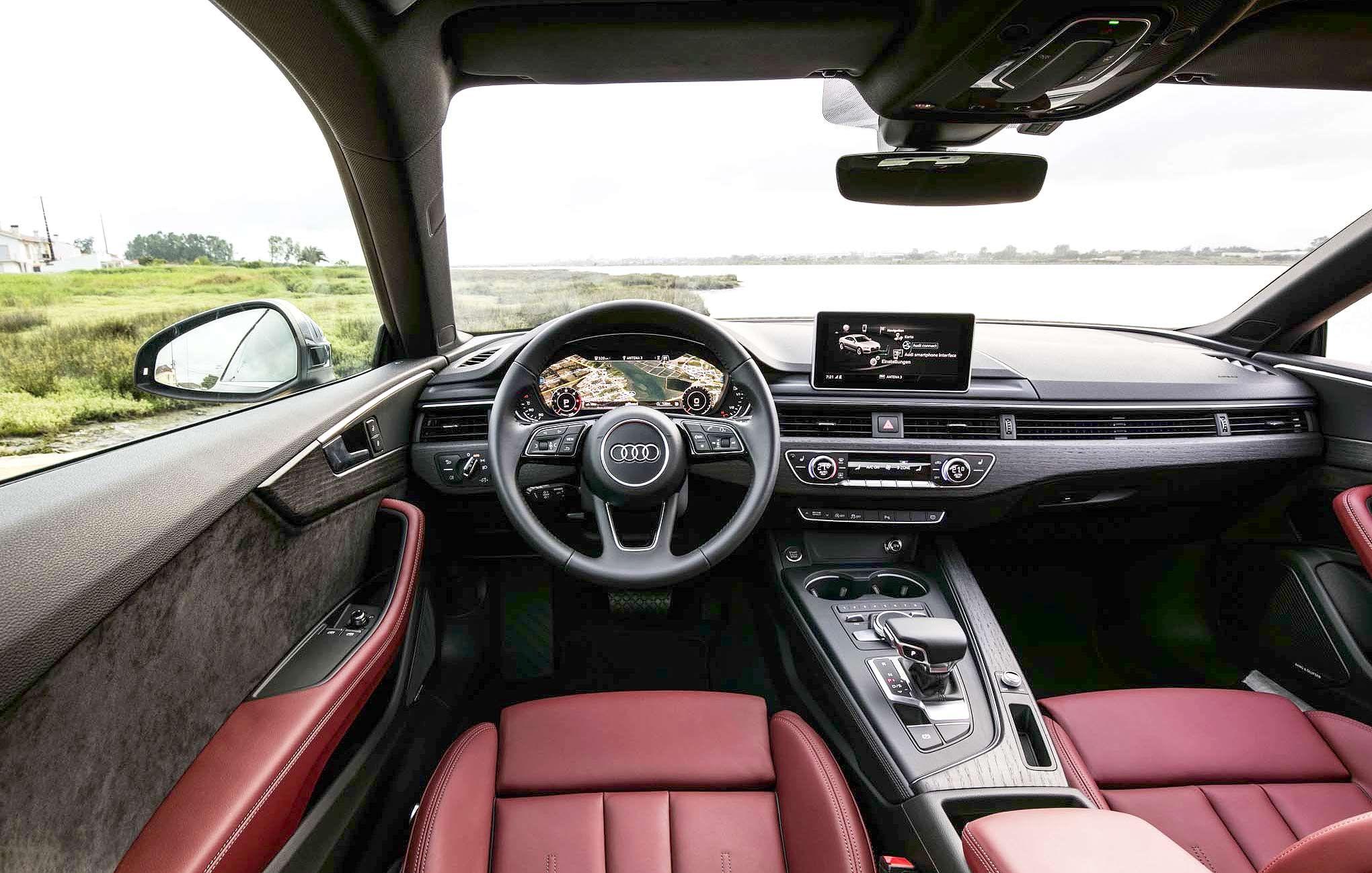 2019 Audi S5 Features Interior And Exterior Audi A5 Audi A5 Convertible Audi S5 Sportback