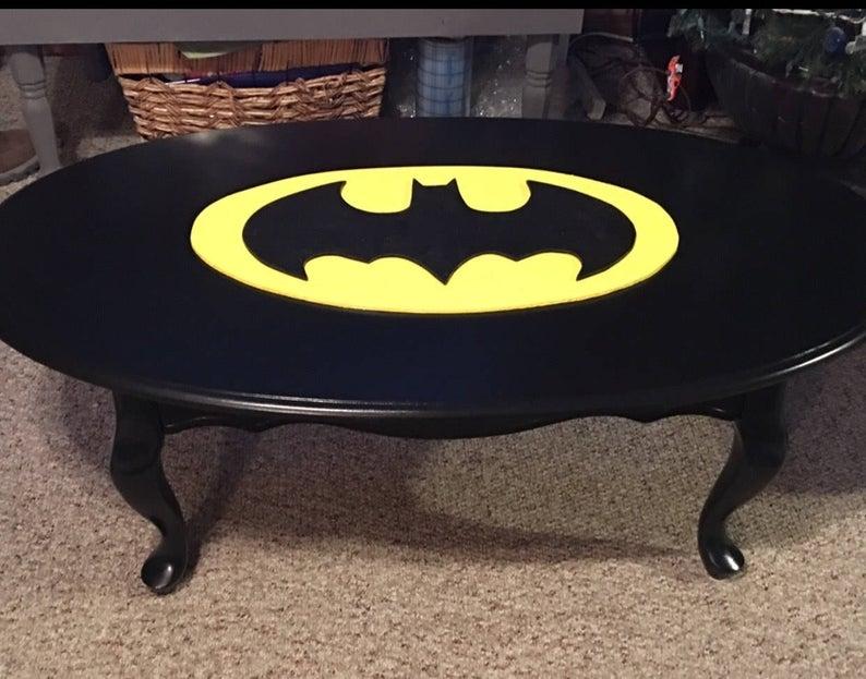 Batman Furniture For Adults Batman Batman Decor Super Hero Decor