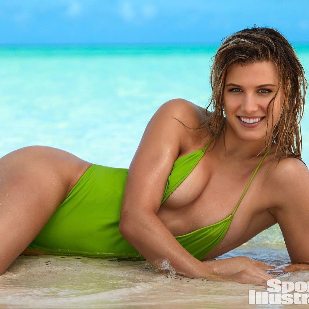 Eugenie Bouchard Sports Illustrated Swimsuit Issue 2017
