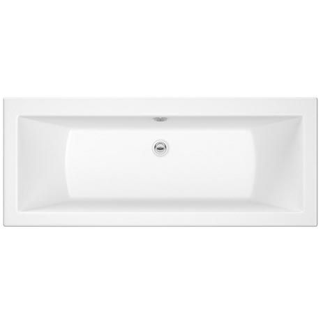 Ultra - Jetty Square Double Ended Bath & Legset - Various Size Options