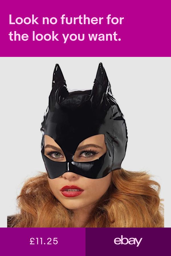 Leg Avenue Masks & Eye Masks Clothes, Shoes & Accessories