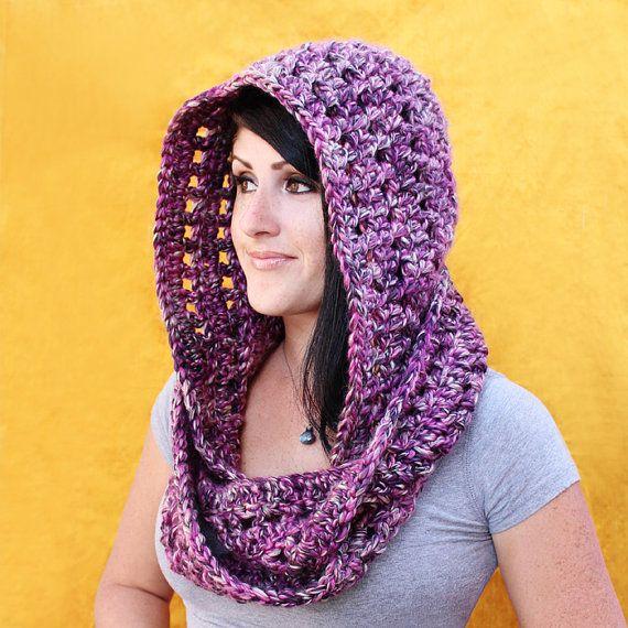 Crochet Pattern Fireside Scoodie PDF by GleefulThingsCrochet | Free ...