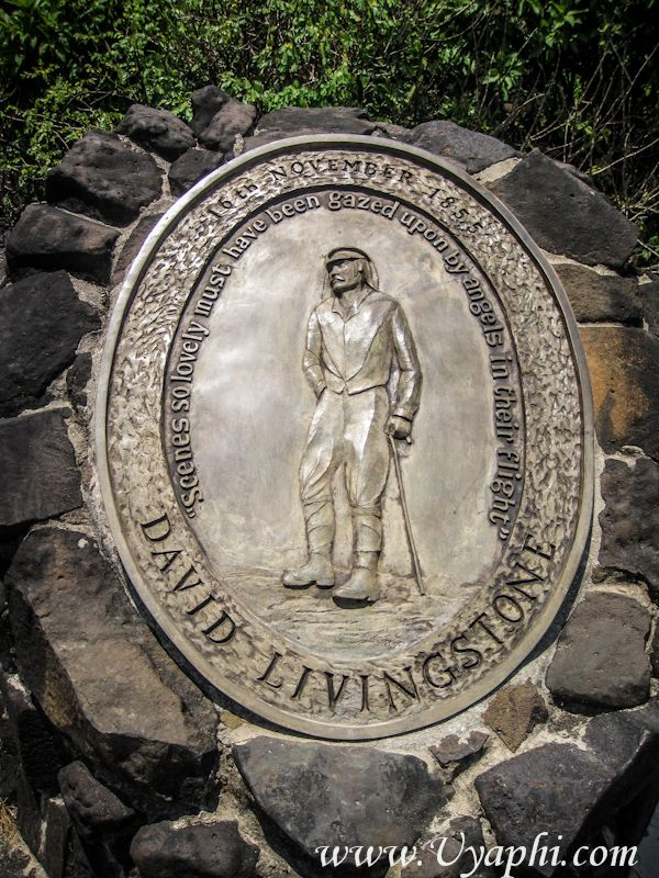 The David Livingstone memorial Victoria Falls Pinterest - mr livingstone i presume