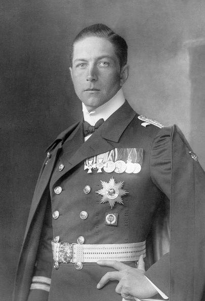 Preussen Adalbert von Prinz von Preussen*14071884son of Wilhelm IIPortrait  in uniform Photographer Ferd Urbahns 1914… | History war, German history,  Black aesthetic