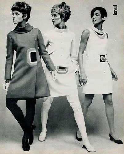 feraud 1968 thigh high pinterest 60 s and thighs. Black Bedroom Furniture Sets. Home Design Ideas