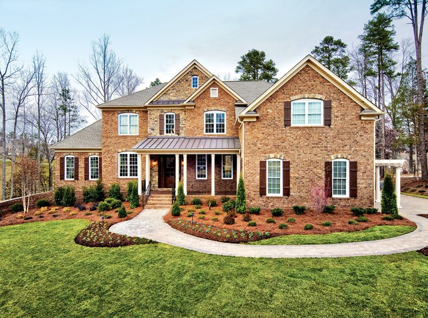 Toll Brothers at Enclave at Providence, NC   Dream home   Pinterest