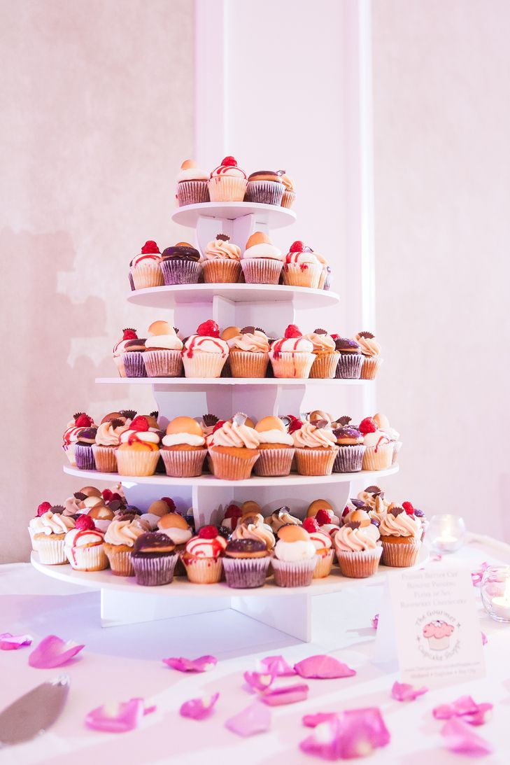 Delicious Cupcake Dessert Tower   LANA TRAYSER PHOTOGRAPHY https ...
