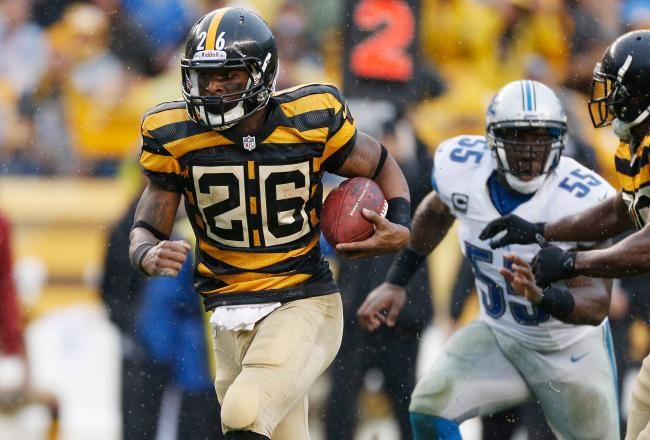 Le'veon Bell-RB- Pittsburgh Steelers