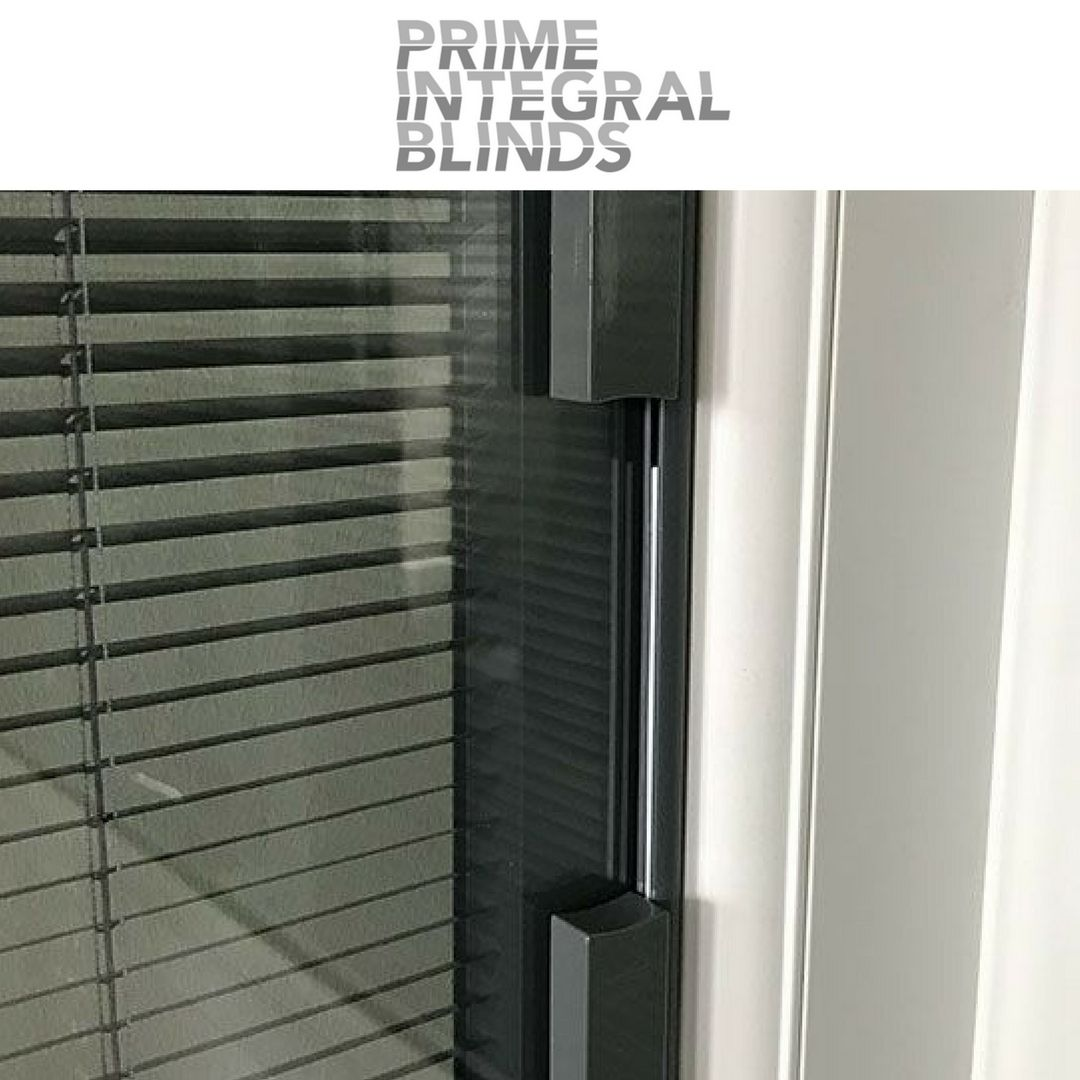 Doors with integral blinds offering stylish and modernized integral