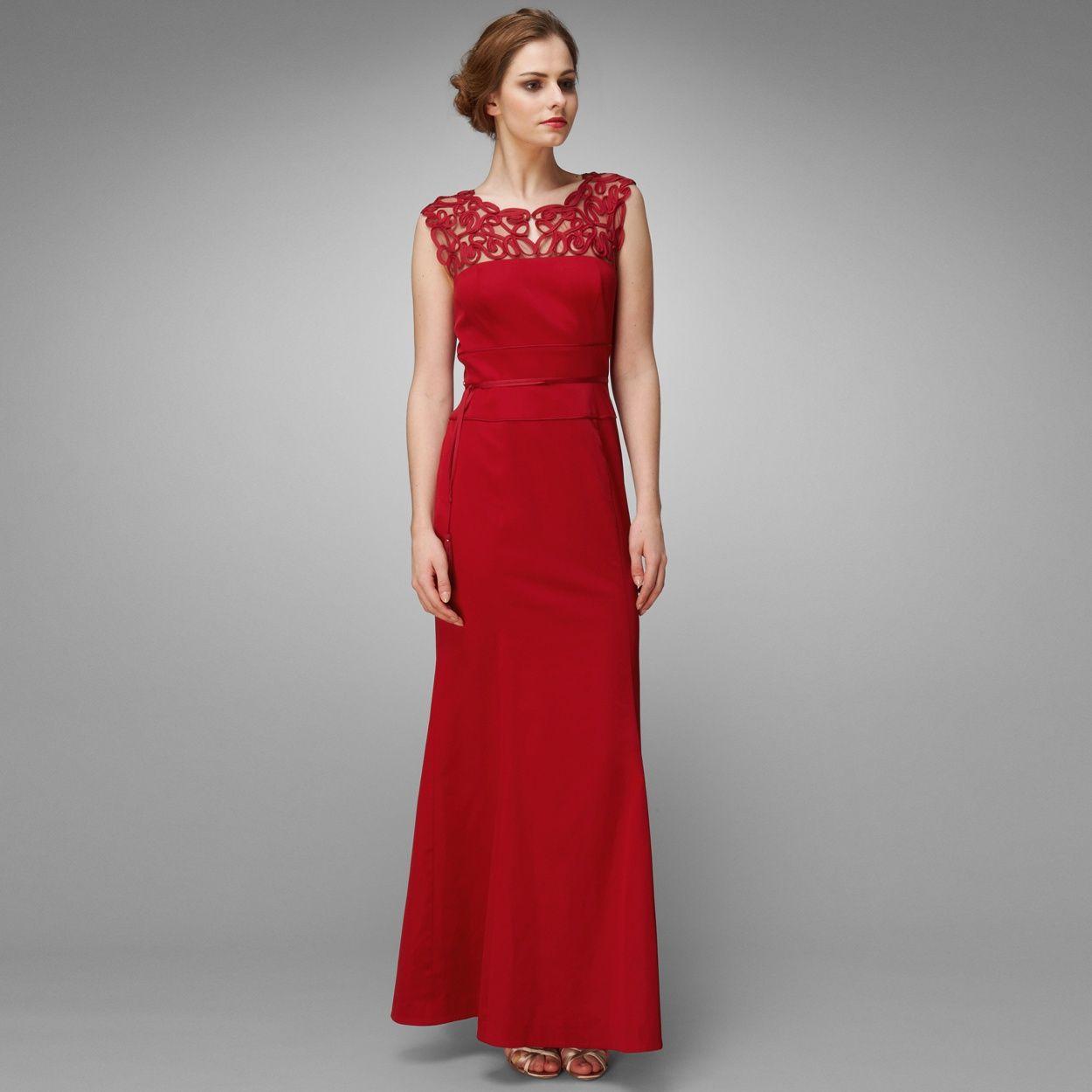 Phase Eight Ruby isabella full length dress- at Debenhams.com ...