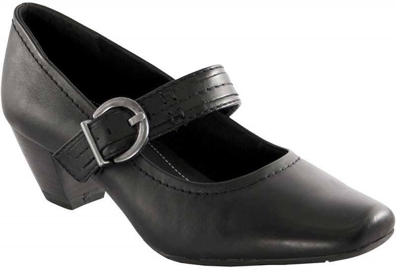 Jana női bőr magassarkú cipő  b347c54267