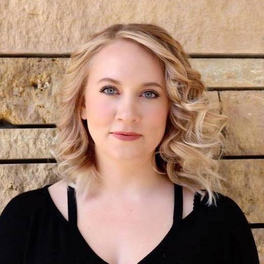 Midlength Blonde Curls By Amanda At Twiggs Salon Wayzata Mn