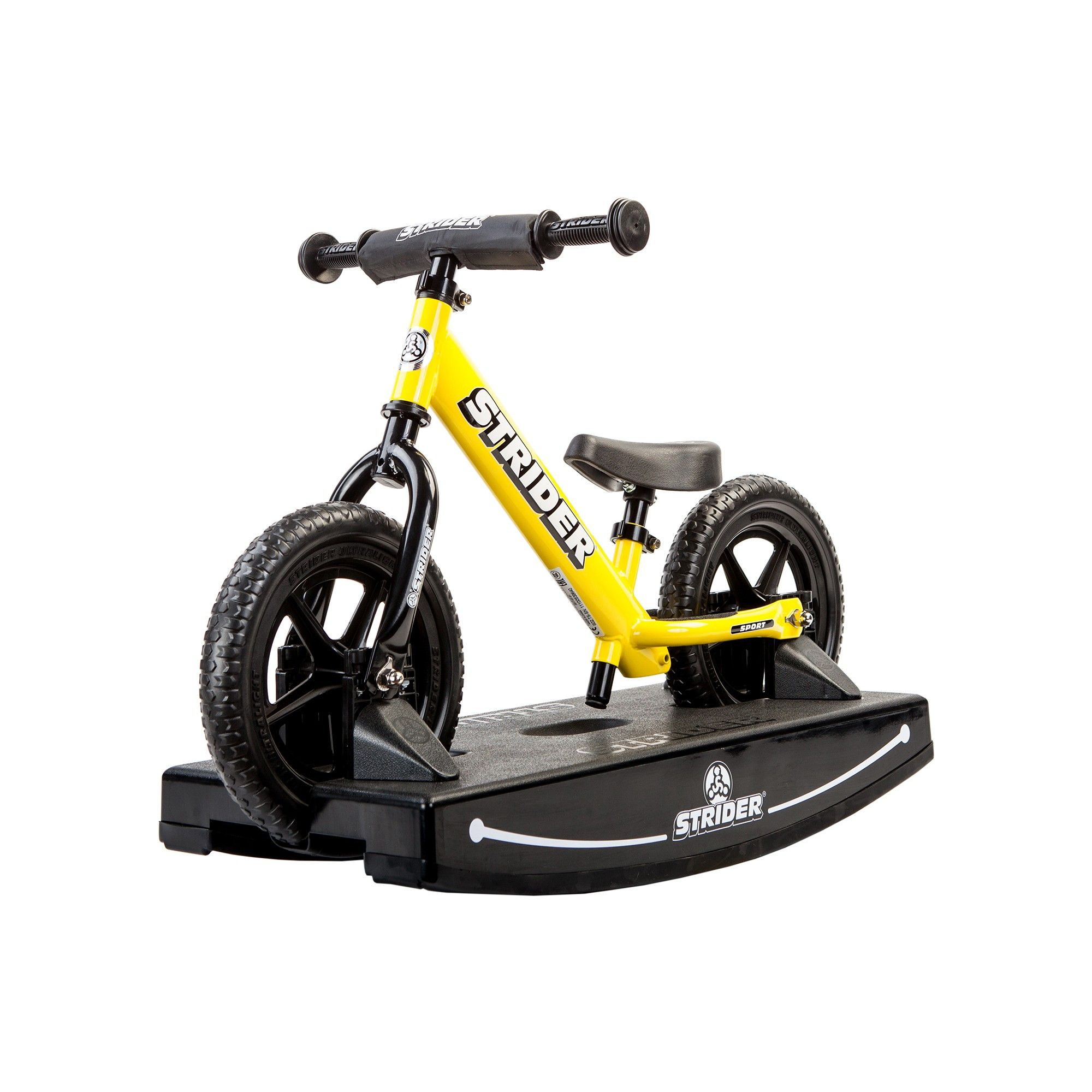 Strider 12 Sport Baby Bundle No Pedal Balance Bike