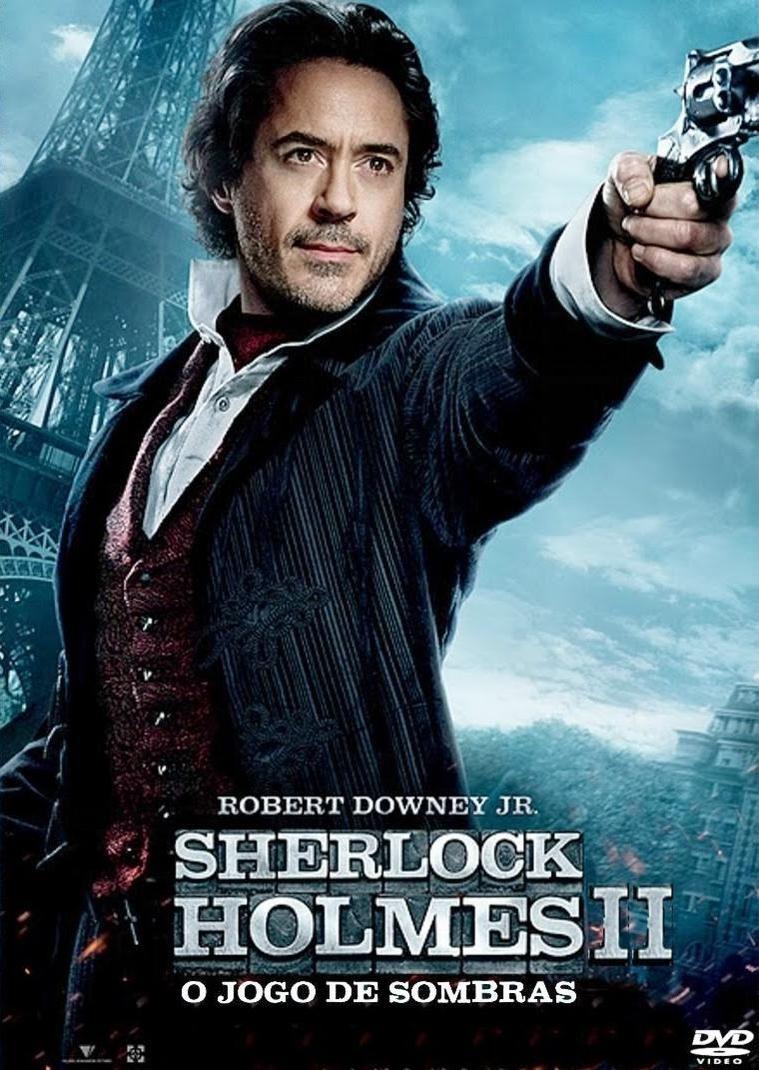 Resultado De Imagem Para Capa Do Filme Sherlock Holmes Filmes