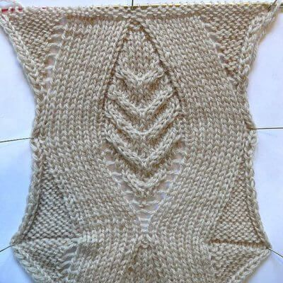 Pattern Hearts Cool Knitting Pattern Knitting Pinterest