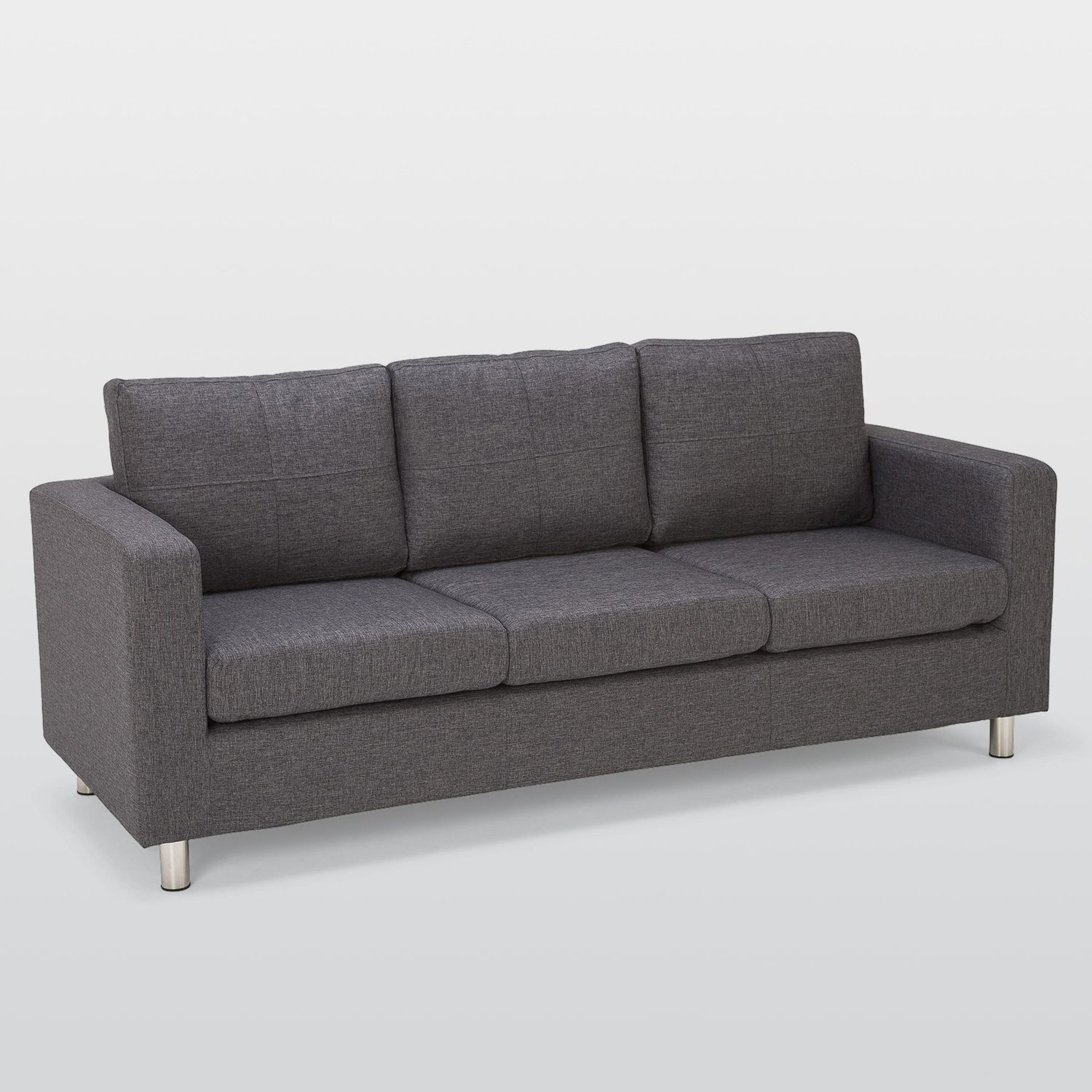 Oxford Fabric 3 Seater Sofa Next Day Delivery Oxford Fabric 3 Seater Sofa Sofa Next Sofa Seater Sofa