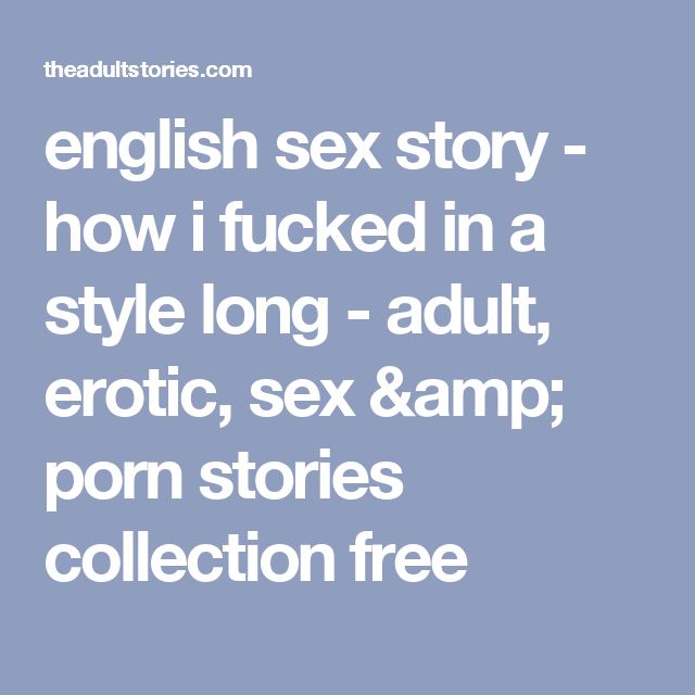 Erotic molest stories