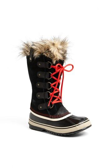 Sorel 'Joan of Arctic' Boot | Nordstrom Okay, okay I picked these mainly