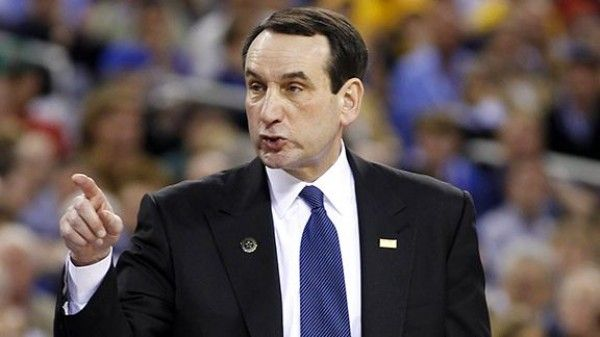 Coach K done with Team USA