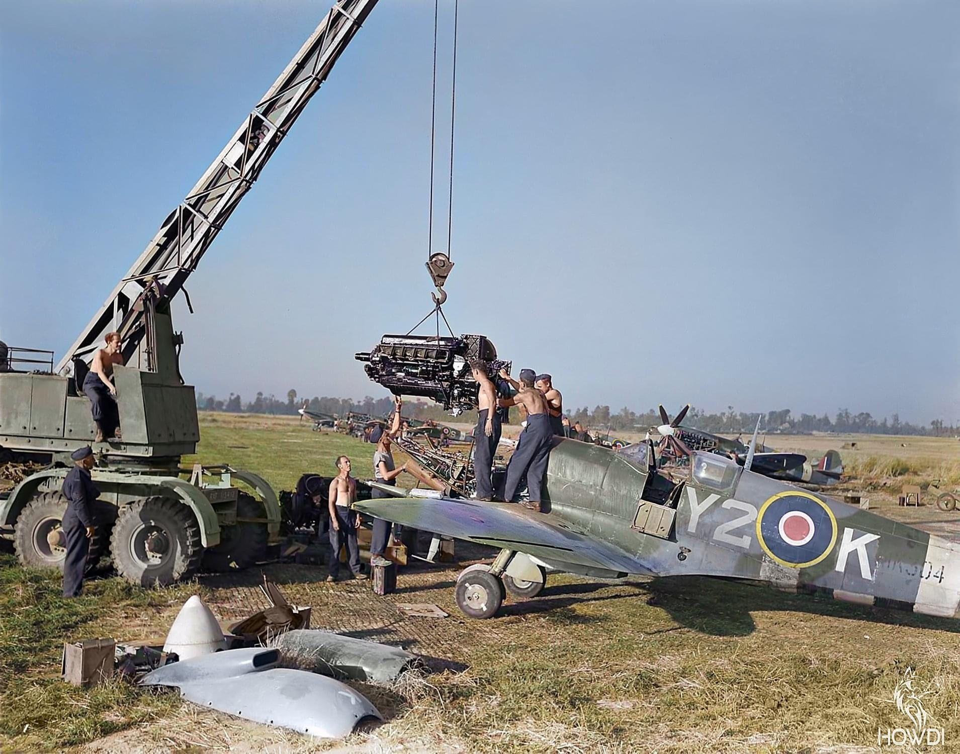Epingle Par Edward Sur Spitfire Armee De L Air Aeronef Seconde Guerre Mondiale