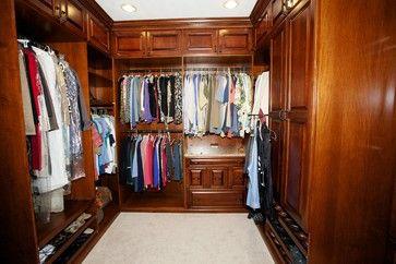 Spectacular Master Closets   Traditional   Closet   Houston   Kay Wade, Closet  Factory, VP Head Designer