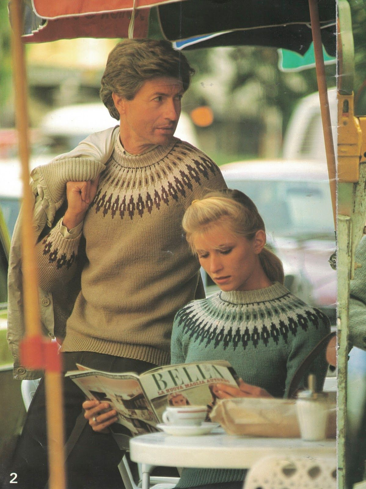 The Vintage Pattern Files: Free 1980s Knitting Pattern - Patons No ...