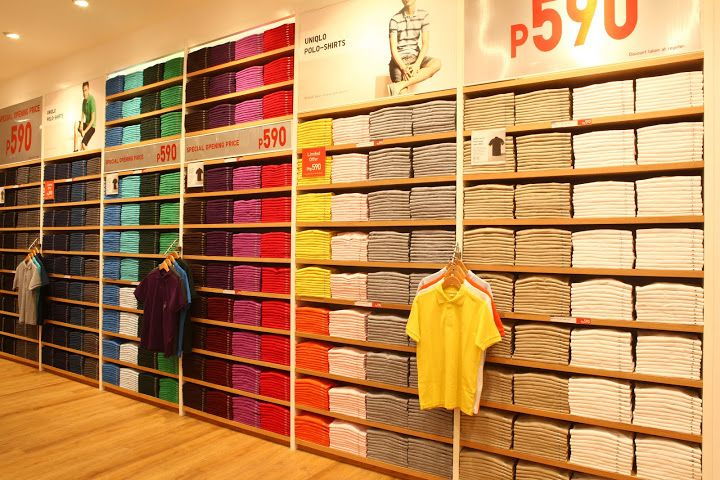 Uniqlo Philippines at the SM Mall of Asia: The Experience | The Lost