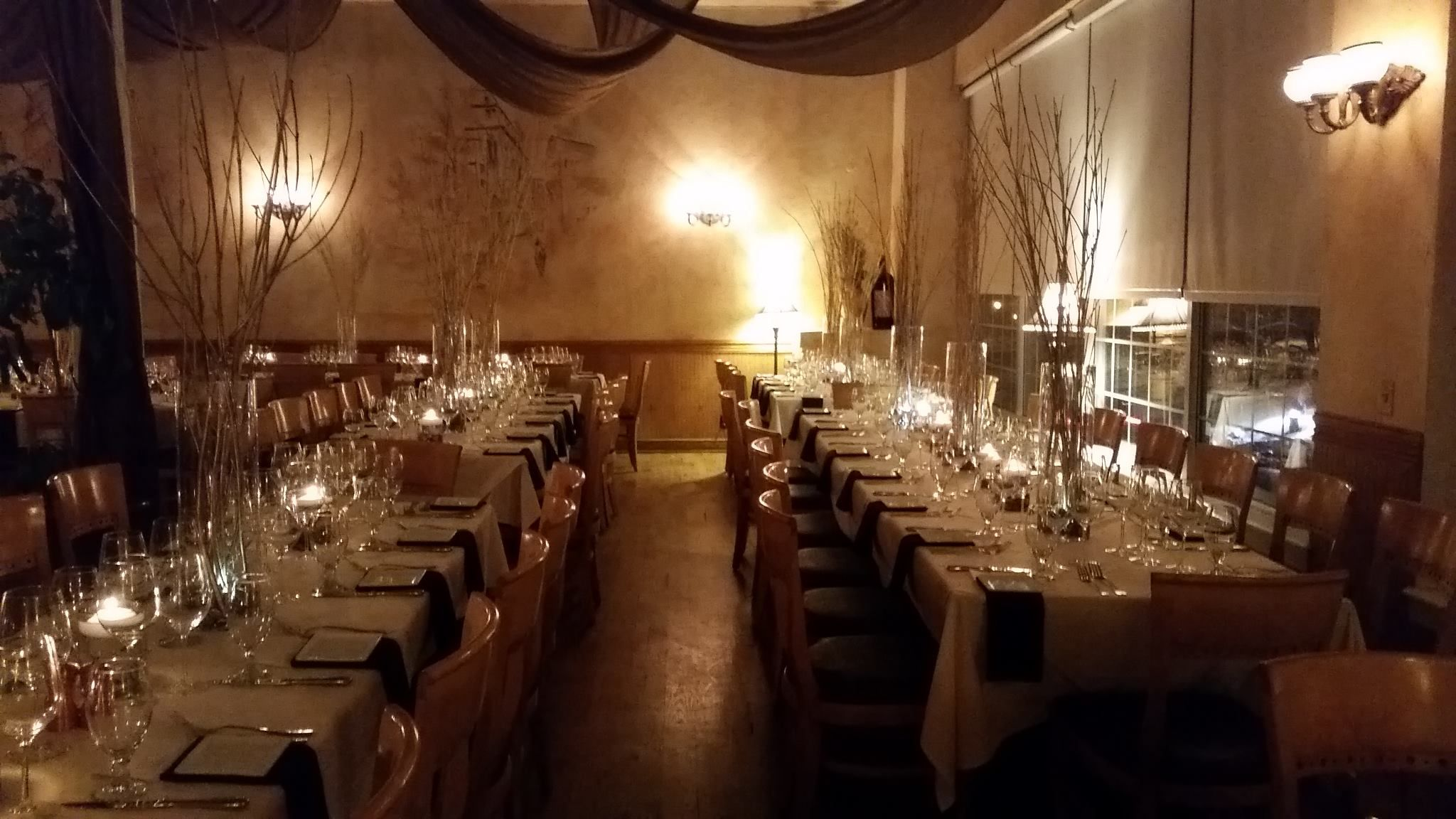 Fine Italian Restaurant Dining At Venice Ristorante In