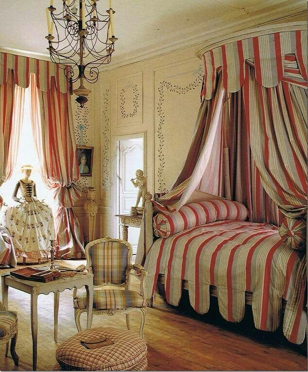 "Boudoir! A lady's private bedroom, sitting room or dressing room. From the French verb Bouder which means to be ""sultry""."