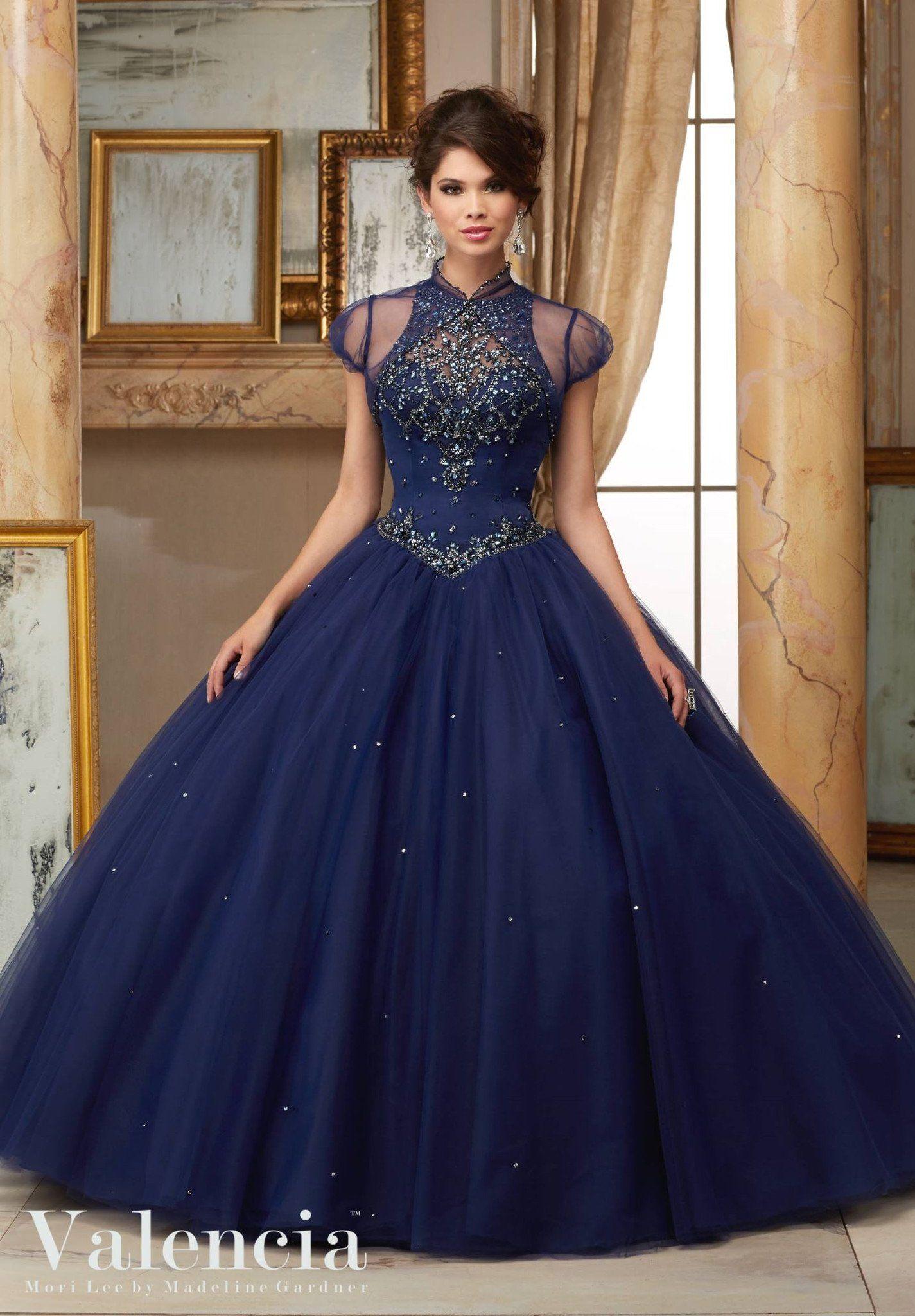 Mori Lee Valencia Quinceanera Dress 60008 | Mode für Frauen, Für ...