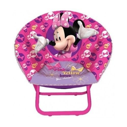 Superbe Minnie Mouse Lounge Chair Toddler Baby Kids Folding Disney Bedroom Pink  Princess #Minniemouseloungechair