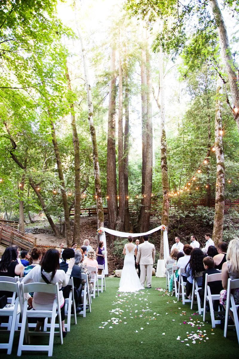 Weddings At Saratoga Springs In Saratoga Ca Wedding Spot Saratoga Springs Wedding Beautiful Wedding Location Wedding Dj Setup
