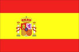 La bandera de Espana.