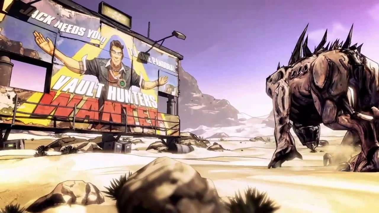 Borderlands 2 Intro (The Heavy - Short Change Hero) HQ