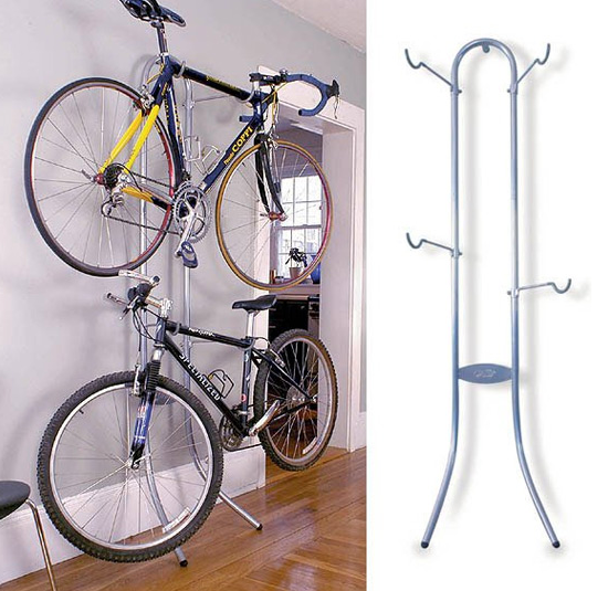 How To Store Bicycles In Small Spaces For A Wall In The Guestroom Fahrrad Halterung Zimmer