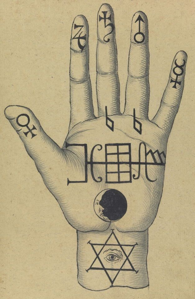 Palmistry Diagram Figure Car Wiring Diagrams Explained