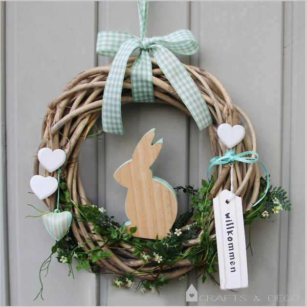 Photo of Easter is coming! Now only one thing is missing – decoration on the doorstep ideas