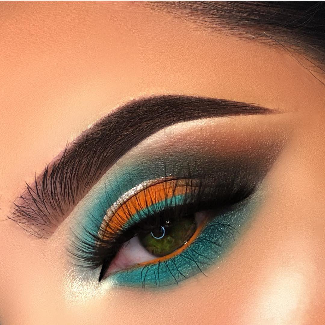 Stunning eye makeup to try this season