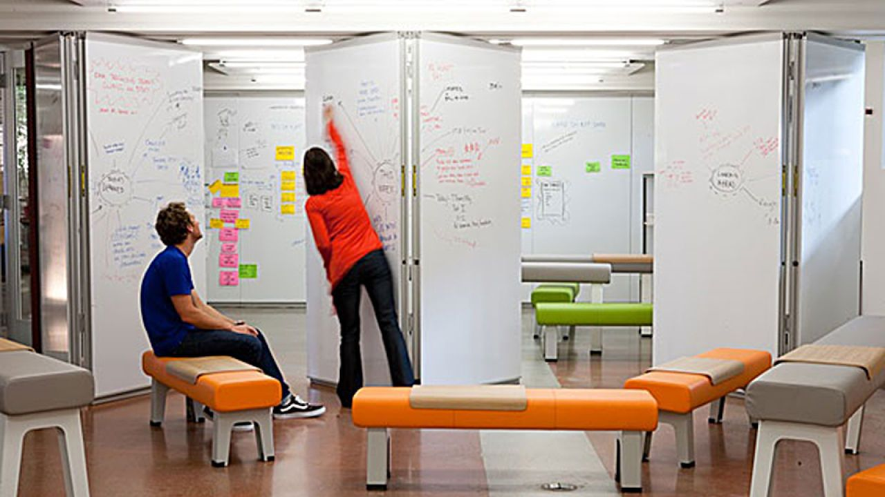 11 Ways You Can Make Your Space As Collaborative As The Stanford D.school
