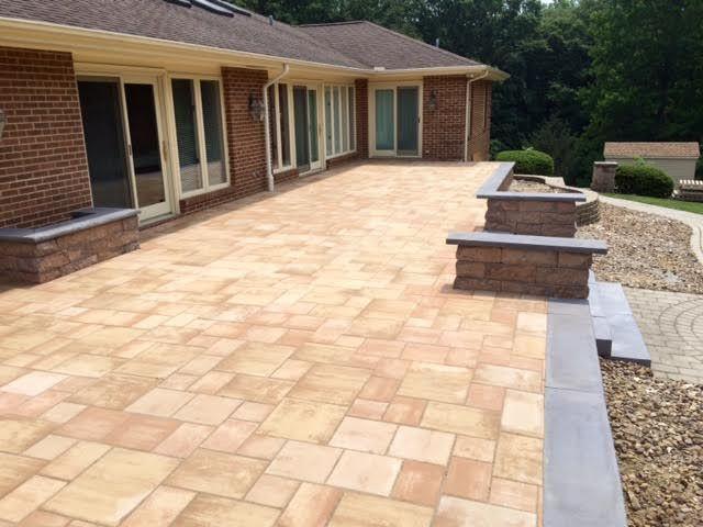 Bristol Stone Paver EP Henry Hardscaping Pinterest Bristol - Ep henry patio