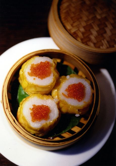 """Mauritians have made their own dim sum, called boulet – these are dumplings made from fish, prawns, or chou chou (a pear-shaped vegetable). Boulet are steamed and then eaten in a fish broth with a lot of chilli. You'll find """"boulets"""" at streetside stalls."""