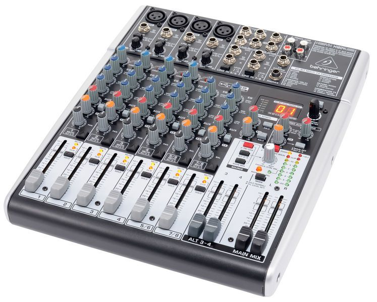 Image result for Behringer x1204 FX