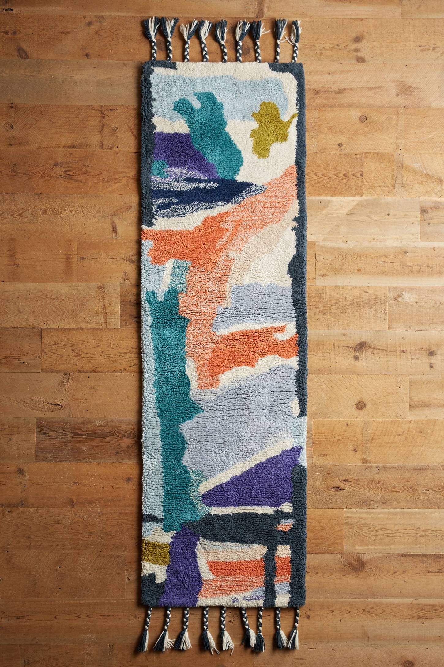 Hallway rug ideas  Support Grip Rug Pad  Hallway runner Upstairs hallway and Modern