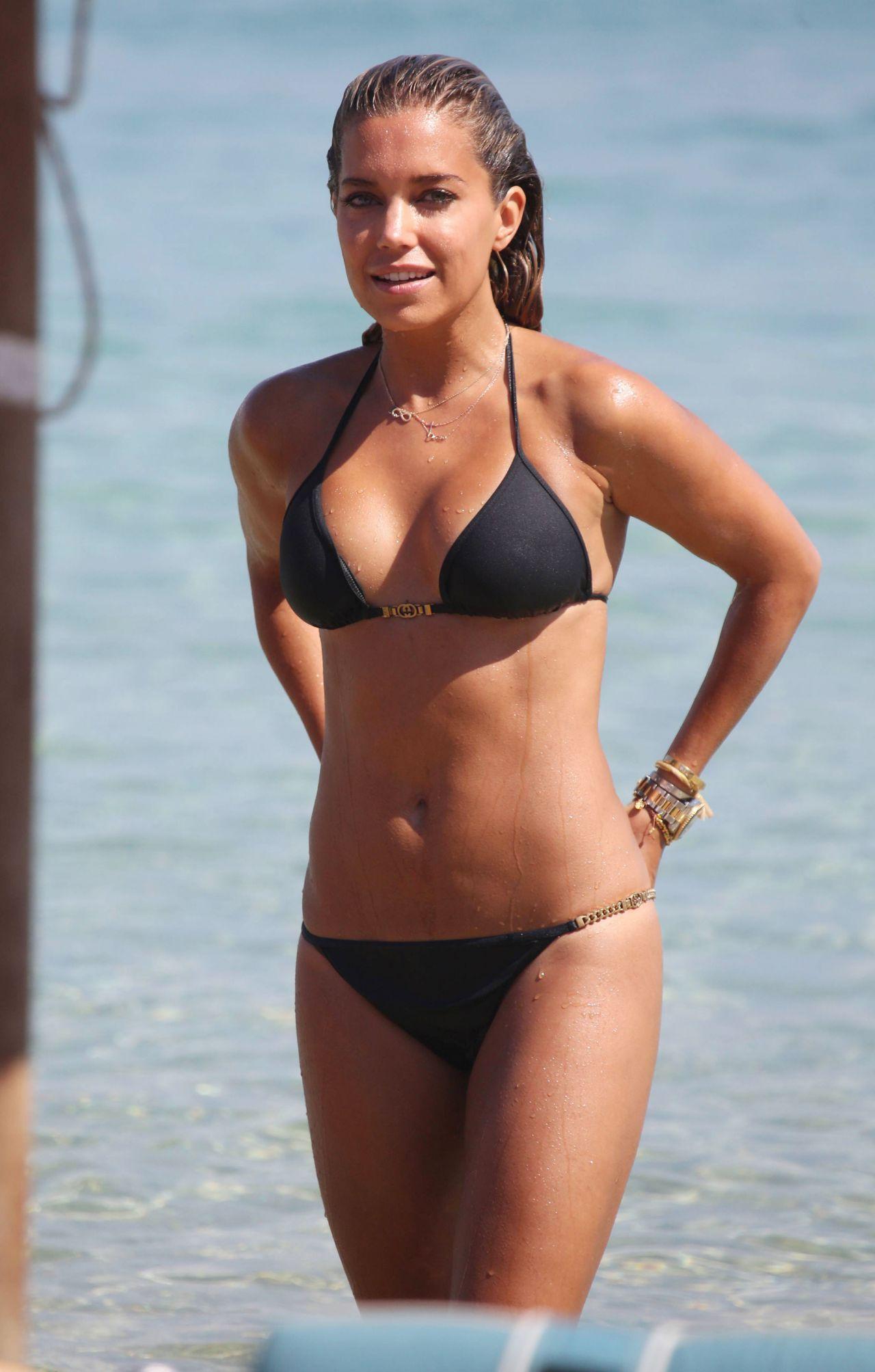 Black bikini bodies
