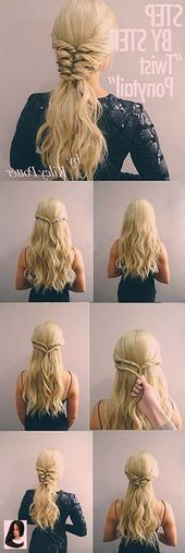 #cool #geschichteten #Haarschnitt #Hairstyle tutorial #lange ,  #Cool #flechtfrisurenanleitun…
