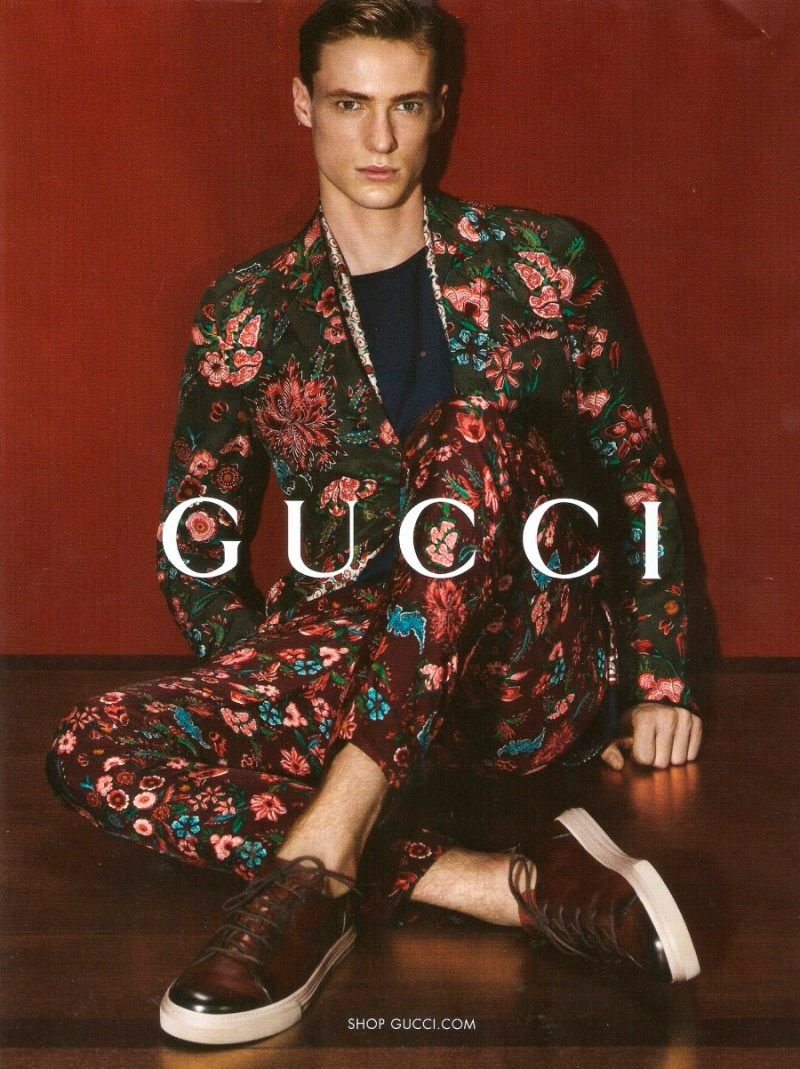0254ab24e4 Gucci Spring Summer 2014 Campaign. Find this Pin and more on MEN S FASHION  ...