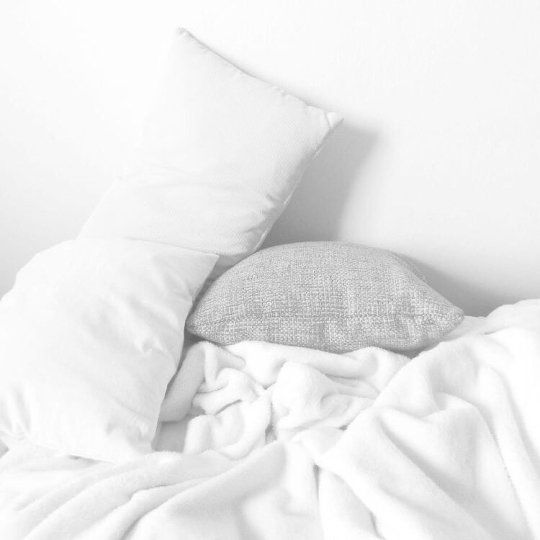 Tumblr Black And White Interior Messy Bed Bedroom Makeover