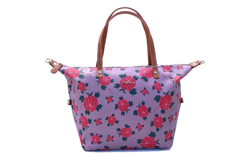 Borsa Donna Naj Oleari L.Smyg Shopping A Spalla 61136.Cipr: Amazon.it: Scarpe e borse
